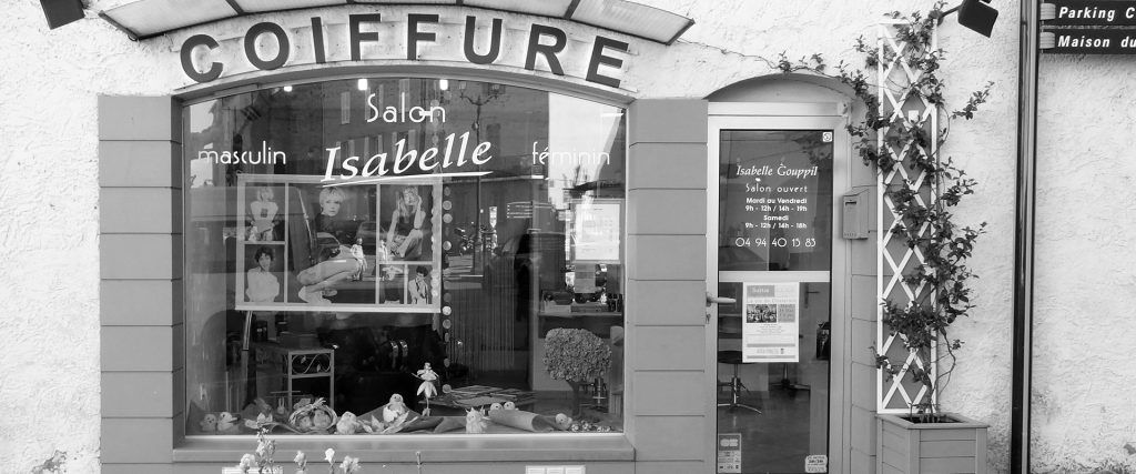 Salon de coiffure femme Isabelle u00e0 Roquebrune sur Argens